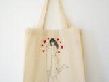 Bolsa «Amo a mi descosedor»