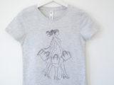 Camiseta «Andando deprisa no se nota»